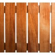 Wooden fence — Stock Photo #8893781