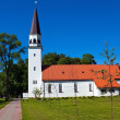 Lutheran church — Stock Photo