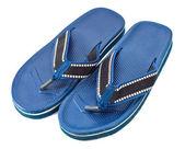Beach slippers — ストック写真