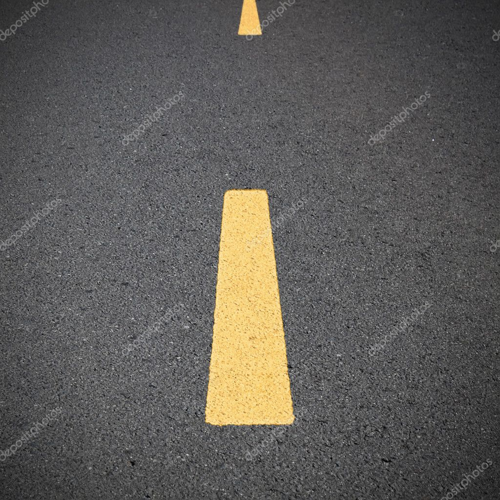 Pattern of the asphalt surface — Stock Photo #9044580