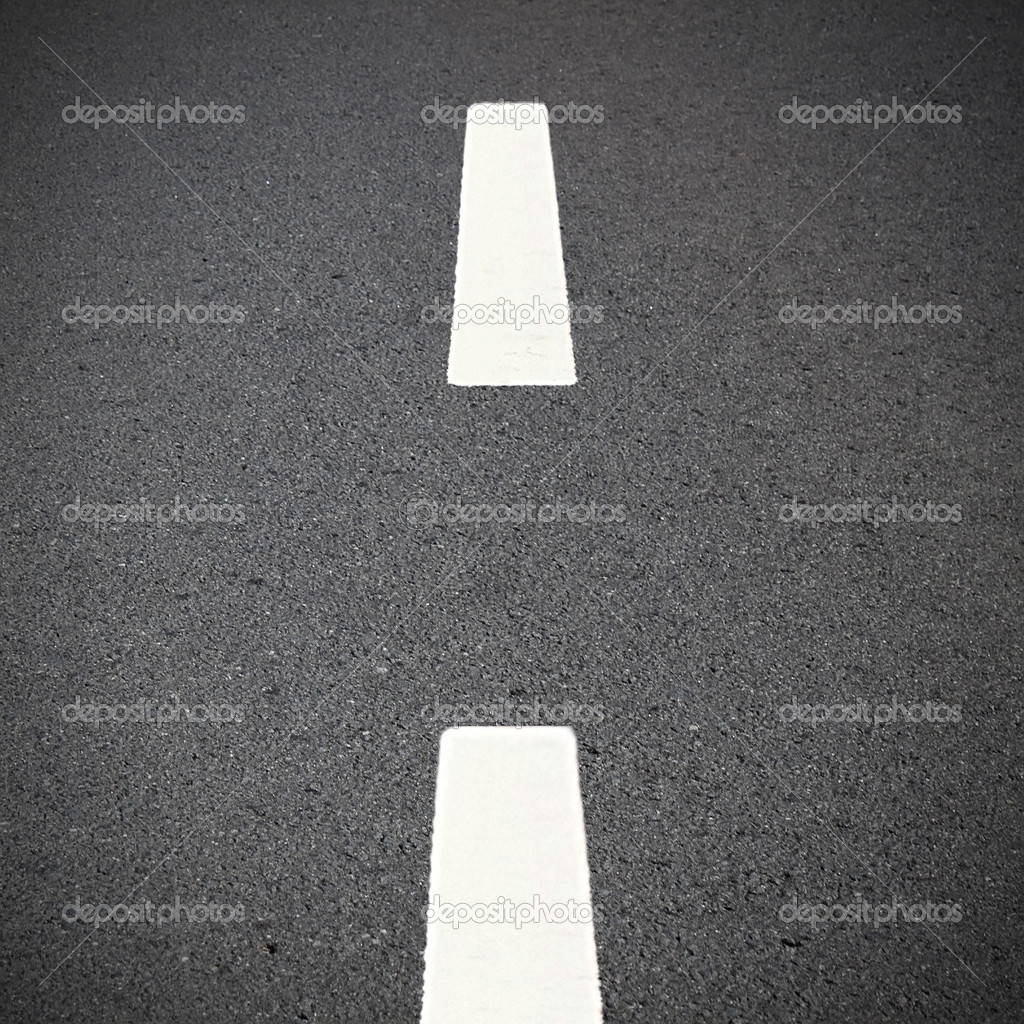 Pattern of the asphalt surface  Stock Photo #9044627