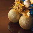 Royalty-Free Stock Photo: Chrsitmas tree balls