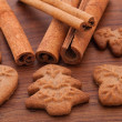 Gingerbread — Stock Photo #9406056