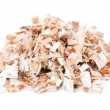 Stock Photo: Sawdust