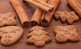 Gingerbread — Stockfoto