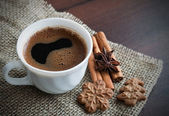 Coffe cup — Stock Photo