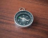 Compass background — Stock Photo
