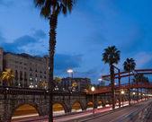 Night city — Stockfoto