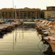 Boats in port of Marseille — Foto de stock #8397212