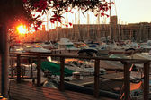 Marseille harbor — Stock Photo
