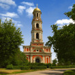 Stock Photo: Monastery bell tower. Chitcani.