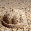 Wet Sand — Stock Photo