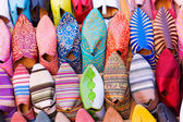 Arabic shoes — Stock Photo