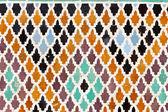 Arabic mosaic — Stock Photo