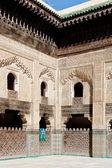 Moroccan architecture — Stock Photo