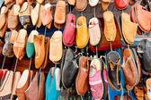Arabic shoes — Stock Photo