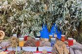 Morocco Traditional Market — Stock Photo