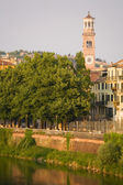 Italian Cityscape. Verona. — Stock Photo