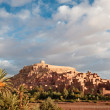 Casbah Ait Benhaddou, Morocco — Stock Photo