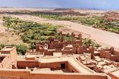 Oasis in Sahara Desert, Africa — Stock Photo