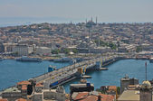Galata Bridge — Foto Stock