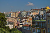 Istanbul houses — Stock Photo