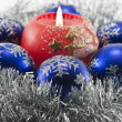 Christmas decorations — Foto de stock #8125512