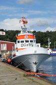 Seenotrettungsboot — Stock Photo