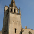 Stock Photo: France, collegiate church Sainte Marin Tarascon