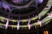 Frankrijk, plafond van het grand theatre de bordeaux — Stockfoto