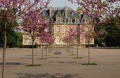 France, Yvelines, Becheville castle in Les Mureaux — Stock Photo