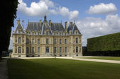 France, the castle of Sceaux in Les Hauts de Seine — 图库照片