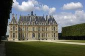 França, o castelo de sceaux em les hauts de seine — Foto Stock