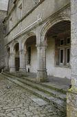 Francia, il castello di talcy — Foto Stock