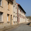 Ile de France, the old village of Themericourt — 图库照片