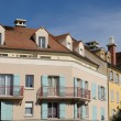 Ile de France, residential block in Vaureal — 图库照片