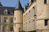 замок themericourt в val d oise — Стоковое фото