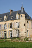 The castle of Themericourt in Val d Oise — Stock Photo