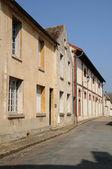 Ile de france, stara wieś zewnętrzny — Zdjęcie stockowe