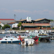 Oyster farming village of La Tete de Buch — Stockfoto