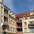 Ile de France, residential block in Vaureal — Foto de Stock