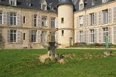 Il castello di themericourt in val d'oise — Foto Stock
