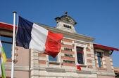 Frankrijk, het stadhuis van le teich in gironde — Stockfoto