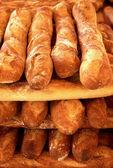 Frans stokbrood — Stockfoto