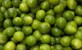 Green lemon — Stock Photo
