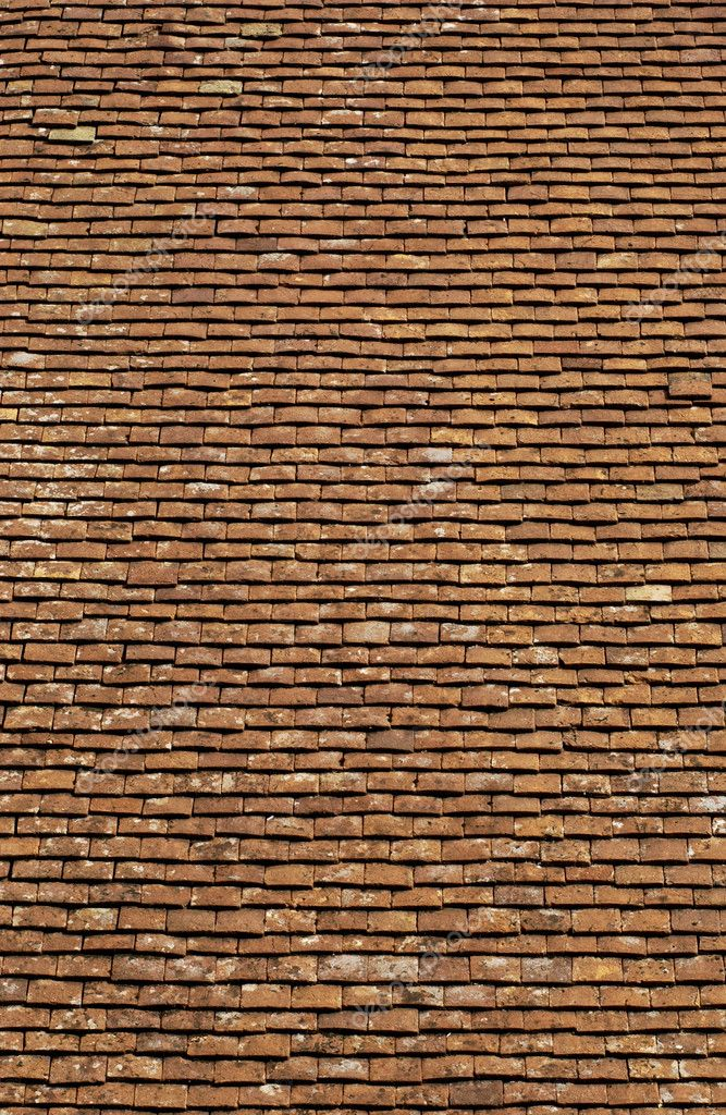 Tiles on a roof — Stock Photo #8307180