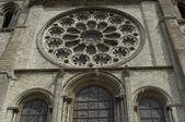 Chartres katedrali — Stok fotoğraf