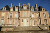 France, Becheville castle in Les Mureaux — Stock Photo