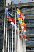 Frankrijk, het europees parlement van straatsburg — Stockfoto