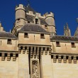 Stock Photo: France, castle of Pierrefonds in Picardie